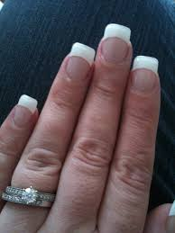 French Manicure Gel Nails New Expression Nails