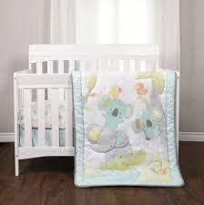 jungle ter 3 piece crib bedding set