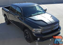 Ram 1500 Decal Kits Hemi Hood 3m 2009 2014 2015 2016 2017 2018