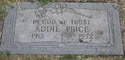 Addie Price (1913-1972) - Find A Grave Memorial