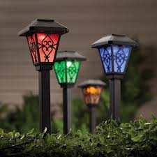 colour changing outdoor lights