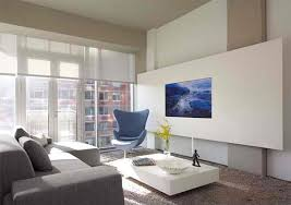 media wall in modern living rooms