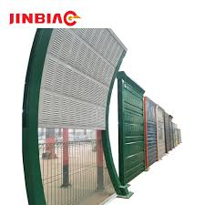 Universal Gate Barrier Noise Barrier Sound Absorbing Wall Jinbiao