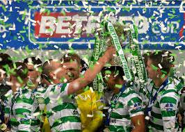 Celtic vs Rangers League Cup Final ...