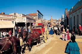 sovereign hill gold mine tour from