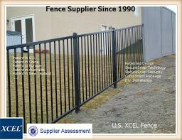 Supply Cheap Hot Dipped Galvanized Welded Commercial Steel Fence Designs Diy Fence Types Xcel