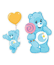 Care Bears Care Bear Sweet Dreams Bear Wall Decal Set Best Price And Reviews Zulily
