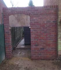 Brick Wall And Arch Sc Building Contractor