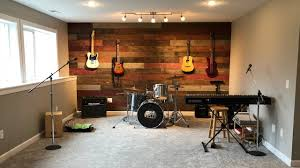 Accent Plank Wall Build On A Budget Diy Cheap Barn Wood Rustic Shiplap Youtube