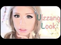 korean style ulzzang inspired makeup