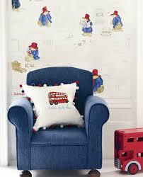 Paddington Bear Wallpaper Urban American Dry Goods Co