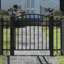 Decorative House Driveway Wrought Iron Garden Fence Designs For Steel Fence Panels Black Steel Fence Gate Buy Outdoor Security Fence Backyard Metal Fence Cheap Metal Fencing Product On Alibaba Com