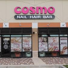 cosmo hair nail bar nail salon in
