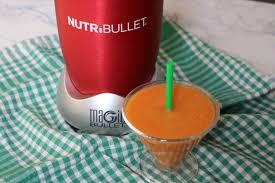 carrot nutribullet smoothie recipe