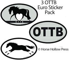 Amazon Com Ottb Euro Sticker Collection For Car Truck Trailer Euro Sticker Horse Bumper Sticker Decal Euro Sticker For Windshield Windows Laptop 3 Pack Kitchen Dining
