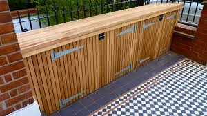 Cedar Clad Bike Shed Projects Contemporary Shed Sussex By Brighton Bike Sheds