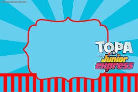 Kit De Topa Junior Express Para Descargar Gratis Kits Para