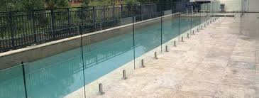 glass for your pool fence