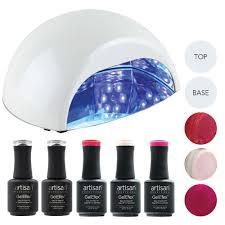 kit promaster ccfl led gel nail light
