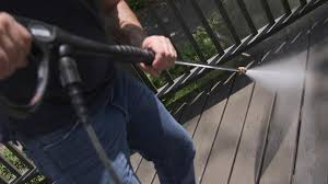 How To Clean A Deck With A Pressure Washer Consumer Reports