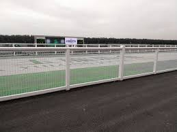 Horse Racetrack Crowd Barrier Meshing Fence View Wire Mesh Fence Fentech Product Details From Linan Fentech Fence Products Co Ltd On Alibaba Com