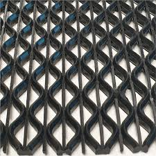 Ideal Diy Floors 90cm Black Z Rib Uv Pvc Raised Matting Roll