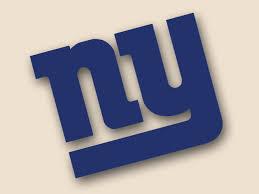 New York Giants Cornhole Decal Custom Cornhole Llc