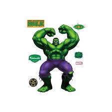 Fathead Hulk Wall Decal Buy Online In Cayman Islands At Desertcart
