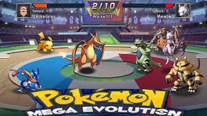 Monster:Mega Evolution (New Pokemon) android gameplay - YouTube