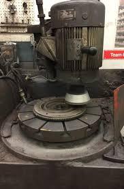 flywheel resurfacing grinding brake