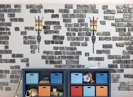 Castle Window Wall Decal Set