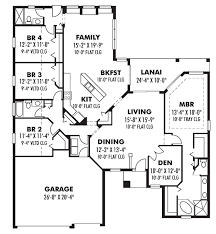 house plan 66867 traditional style