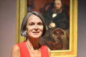 Dr Alison Smith - National Portrait Gallery