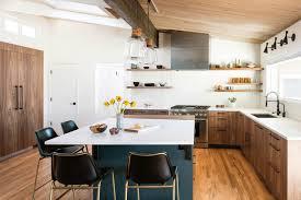 walnut diy painted slab ikea kitchen