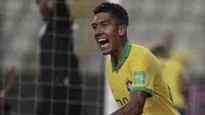 Brazil 1-0 Venezuela: Liverpool's Roberto Firmino scores second-half goal  to edge qualifier - Eurosport