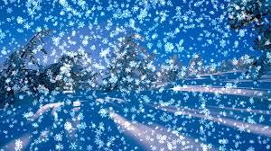 animated wallpaper snowy desktop