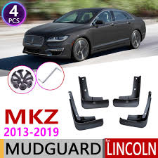 Front Rear Mudflap For Lincoln Mkz 2013 2019 Fender Mud Guard Flap Splash Flaps Mudguards Accessories 2014 2015 2016 2017 2018 Car Stickers Aliexpress