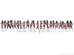 houston rockets power dancers ultra hd