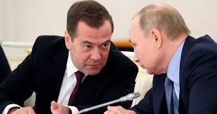 Russia's Prime Minister Dmitry Medvedev Resigns: Report | HuffPost India
