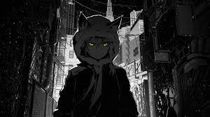 77 Black Anime Wallpapers On Wallpaperplay