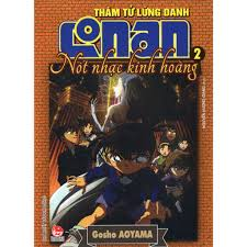 Sách ] Thám Tử Lừng Danh Conan - Nốt Nhạc Kinh Hoàng (Tập 2) - Tái ...