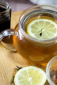 detox lemon ginger green tea everyday