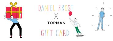 topman official e gift card