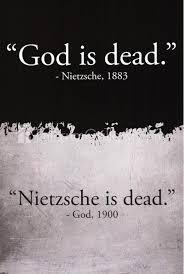 god is dead nietzsche is dead picture quotes