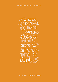 inspiring typography quotes from disney movies by nikita gill