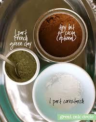 using cocoa powder as makeup saubhaya