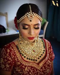 best bridal makeup artists in delhi ncr