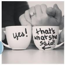 guest post cute ways to announce your engagement b lovely events