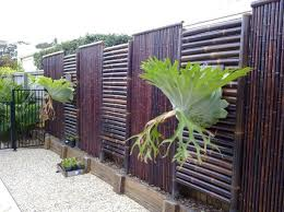 Decor Tips Fencing Panels With Bamboo Fencing And Wood Retaining Walls Also Gravels With Succulent And Metal F Garden Fence Panels Fence Design Rustic Fence