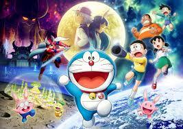 Xem phim Doraemon : Nobita và Mặt Trăng phiêu lưu ký - Doraemon ...